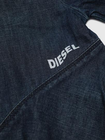 Diesel - DARLAB, Dark Blue - Dresses - Image 3