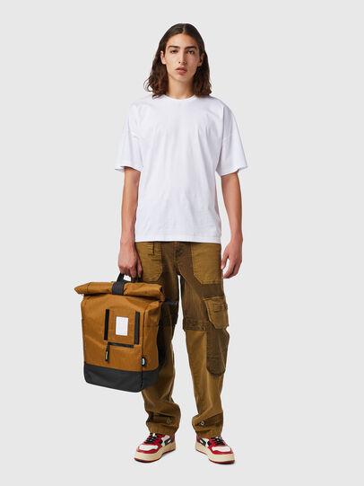 Diesel - SHINOBI, Light Brown - Backpacks - Image 6