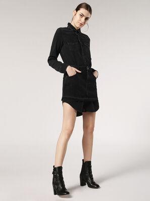 DE-DESY, Black Jeans - Dresses