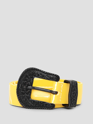 B-TRITT, Yellow - Belts