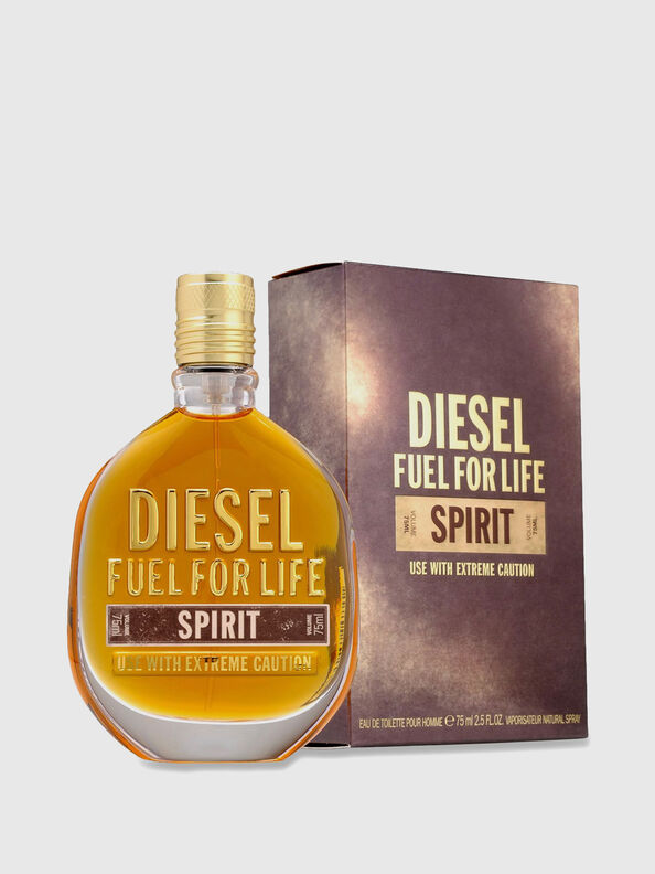 FUEL FOR LIFE SPIRIT 75ML,  - Fuel For Life
