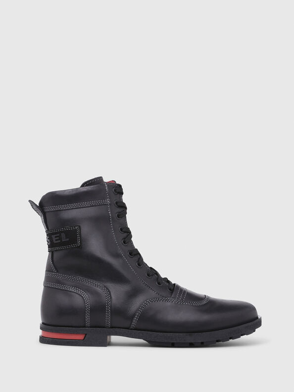 D-OGTAG OXB LACE,  - Boots
