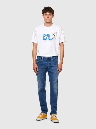 Diesel - Larkee-Beex 0097X, Medium blue - Jeans - Image 5