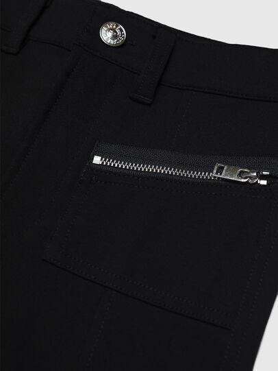 Diesel - PJNIKIA, Black - Pants - Image 3