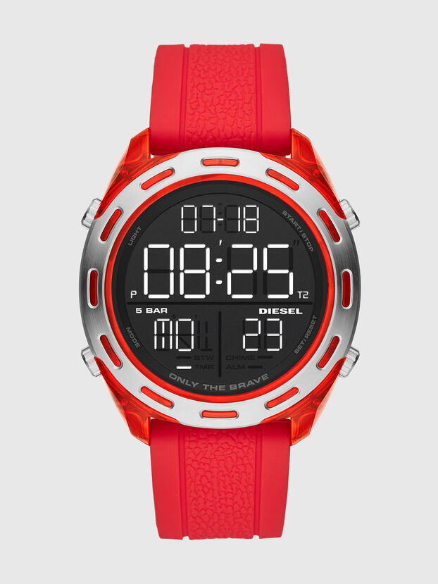 DZ1900, Red - Timeframes