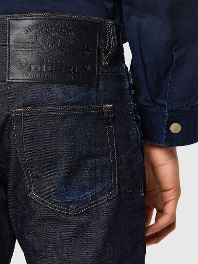 Diesel - D-Strukt 09A20, Dark Blue - Jeans - Image 3