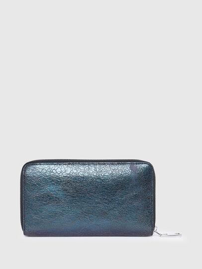 Diesel - GRANATO LC II, Blue - Zip-Round Wallets - Image 2