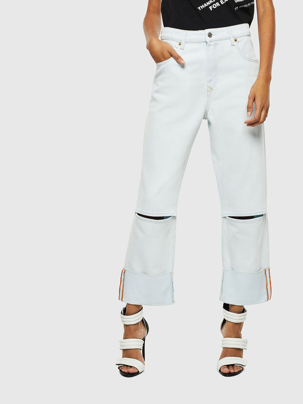 D-Reggy 009BW, Light Blue - Jeans