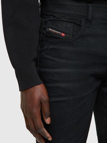 Diesel - D-Strukt 09A15, Black/Dark grey - Jeans - Image 3