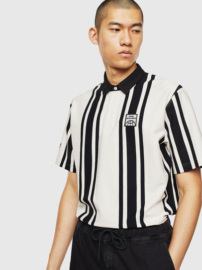 Diesel - T-POLO-STRIP,  - Polos - Image 4