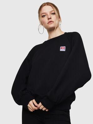 F-HENNY-E, Black - Sweaters