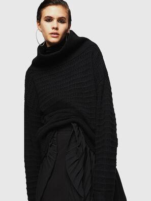MELLEY, Black - Knitwear