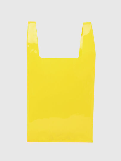 Diesel - MILLIONBELL, Yellow - Shopping and Shoulder Bags - Image 2