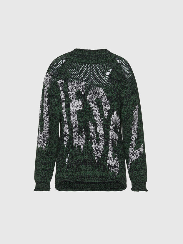 K-FLYNN, Green - Knitwear