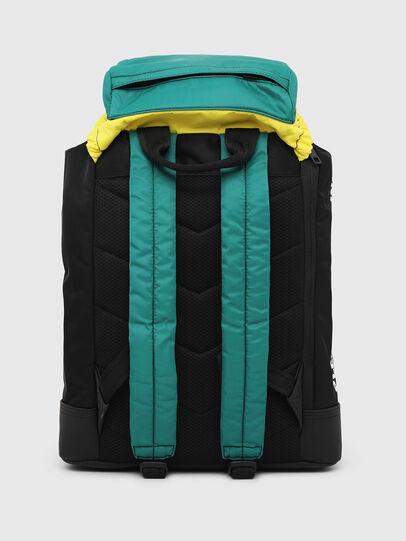 Diesel - F-SUSE BACKPCK, Multicolor/Black - Backpacks - Image 2