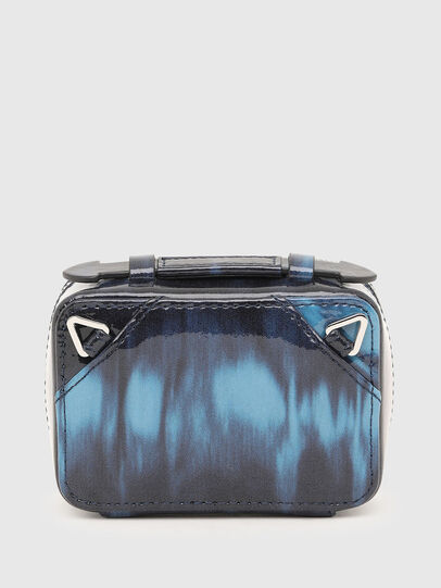 Diesel - BOMBY II, Blue - Small Wallets - Image 2
