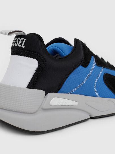 Diesel - S-SERENDIPITY LOW CU, Black/Blue - Sneakers - Image 4