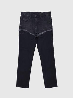 BABHILA-J SP, Black - Jeans
