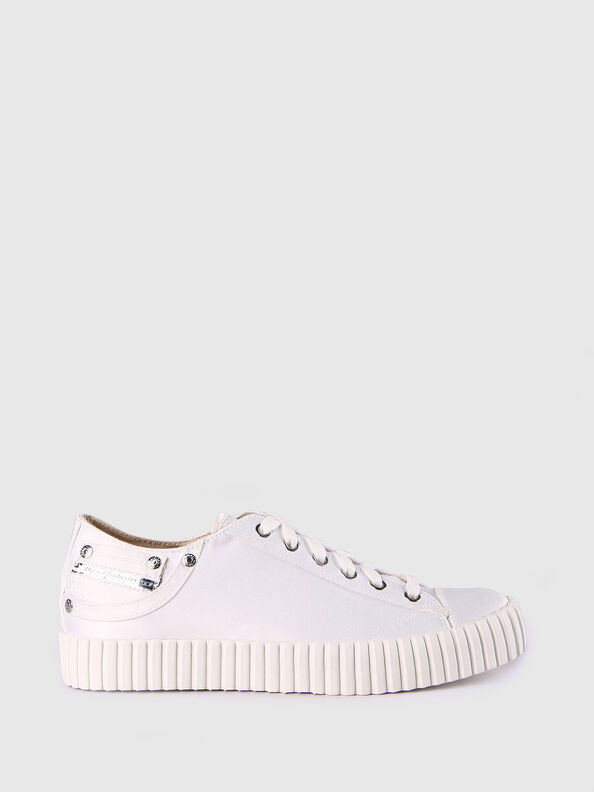 S-EXPOSURE CLC W, White - Sneakers