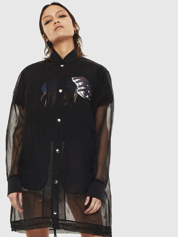 G-CLAY, Black - Jackets