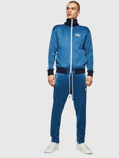 Diesel - S-ELMAR, Brilliant Blue - Sweaters - Image 1