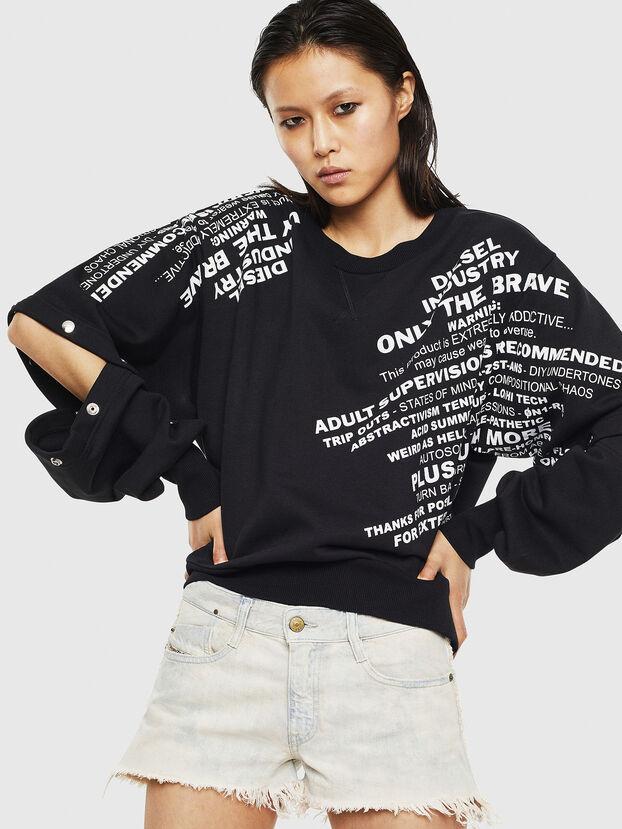 F-AYALA, Black - Sweaters