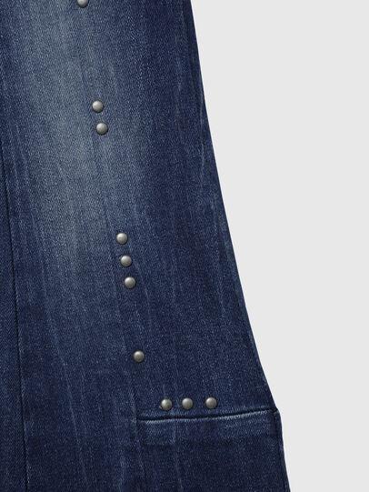 Diesel - D-EBBEY-J SP2, Dark Blue - Jeans - Image 4