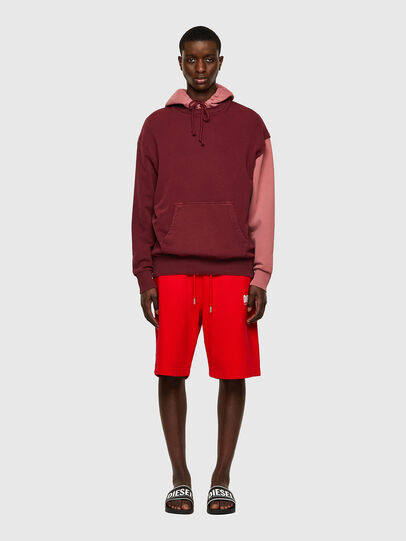 Diesel - S-CRAZY-B1, Red/Pink - Sweaters - Image 5