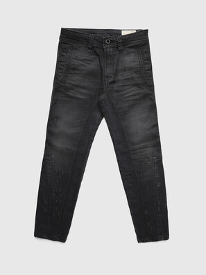 D-EARBY JOGGJEANS-J, Black - Jeans