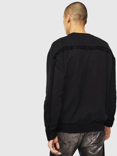 Diesel - S-BAY-RAW, Black - Sweaters - Image 2