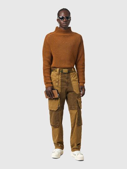 Diesel - D-Multy JoggJeans® 0AFAE, Brown - Jeans - Image 6
