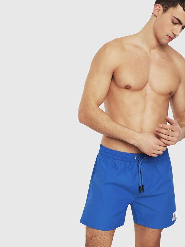 BMBX-CAYBAY, Blue - Swim shorts