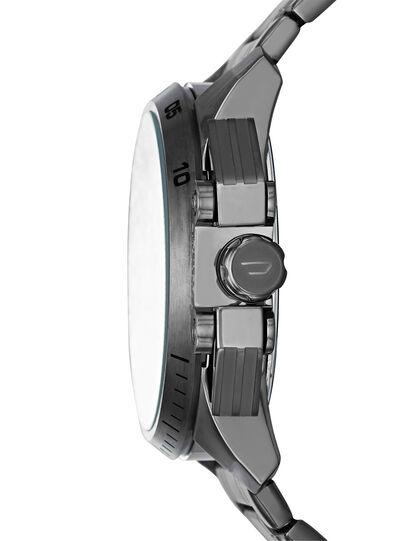 Diesel - DZ4363 IRONSIDE, Metal Grey - Timeframes - Image 2