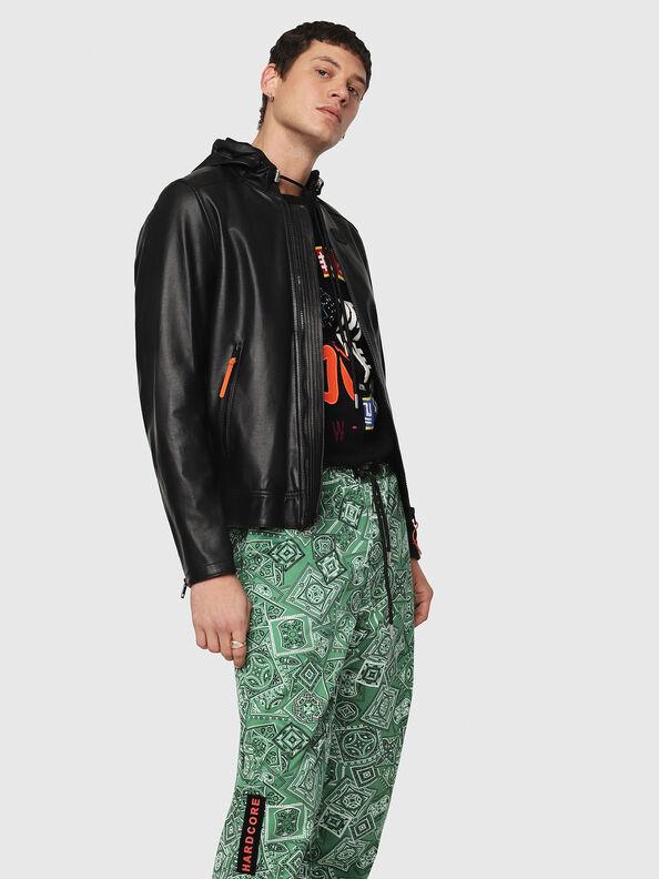 L-RESTIL,  - Leather jackets