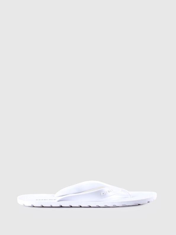 SPLISH, White - Slippers