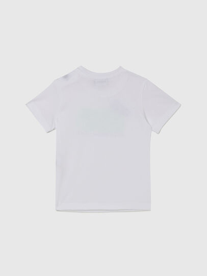 Diesel - TESSOB, White - T-shirts and Tops - Image 2