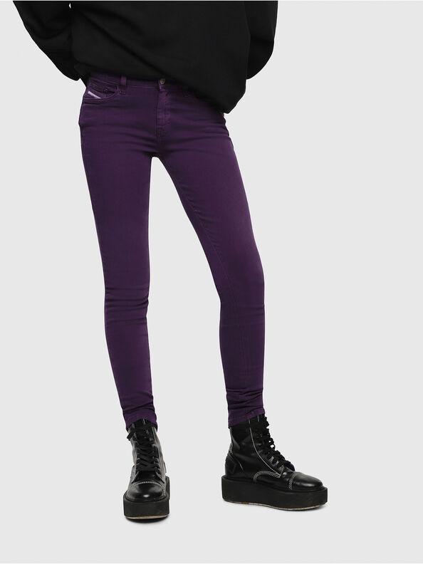 Slandy 084BZ, Violet - Jeans