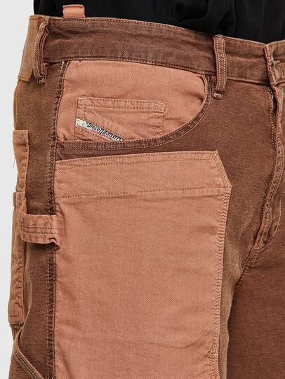 Diesel - D-CHAD-SP-NE, Light Brown - Shorts - Image 4