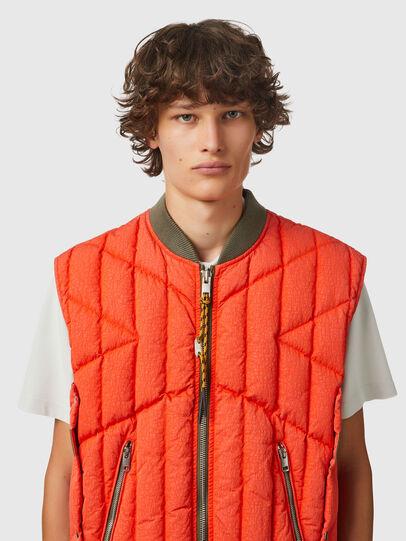 Diesel - J-HAW, Orange - Jackets - Image 3
