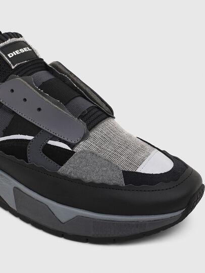 Diesel - S-BRENTHA DEC, Black/Grey - Sneakers - Image 4