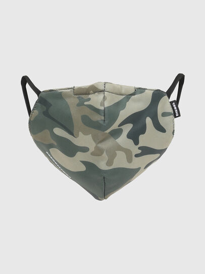 Diesel - FACEMASK-CAMU, Military Green - Other Accessories - Image 1