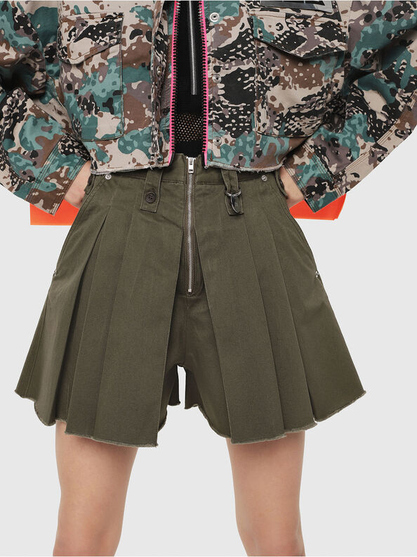 S-EDEN, Military Green - Shorts