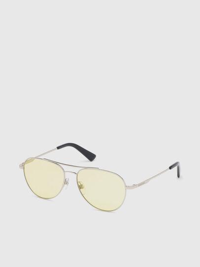 Diesel - DL0285, Pearl Grey - Sunglasses - Image 2