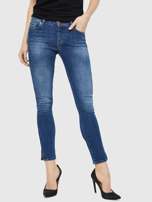 Slandy Zip 088AU,  - Jeans