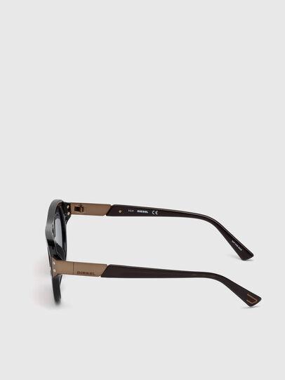 Diesel - DL0233, Black - Sunglasses - Image 3