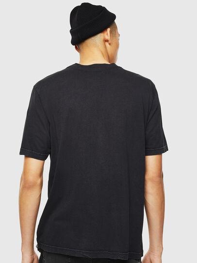 Diesel - T-JUST-J3, Black - T-Shirts - Image 3