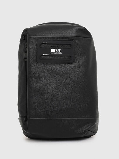 Diesel - D-SUBTORYAL MONO II, Black - Backpacks - Image 1