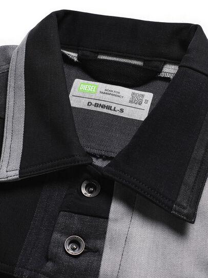 Diesel - D-BNHILL-S, Black - Sweaters - Image 6