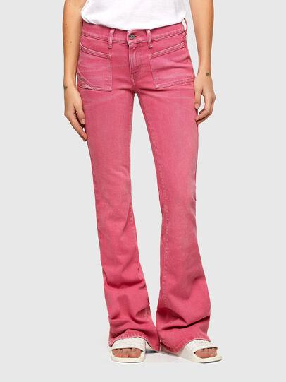 Diesel - D-Ebbey 009VA, Pink - Jeans - Image 1