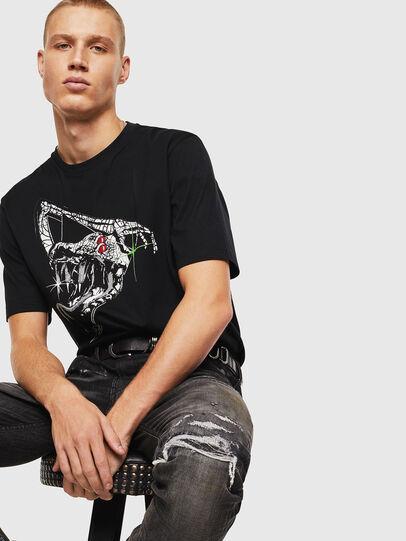 Diesel - T-JUST-J15,  - T-Shirts - Image 4